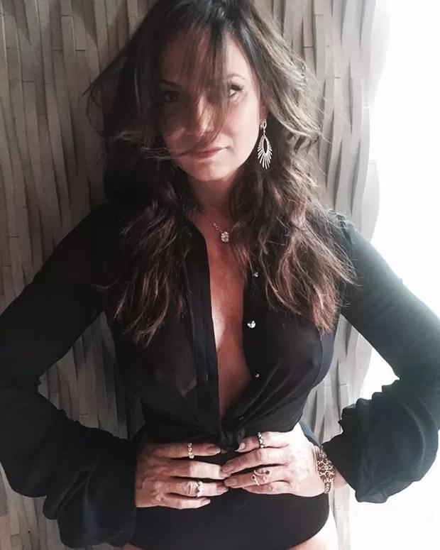 Luiza Brunet (Foto: Instagram / Reprodução)