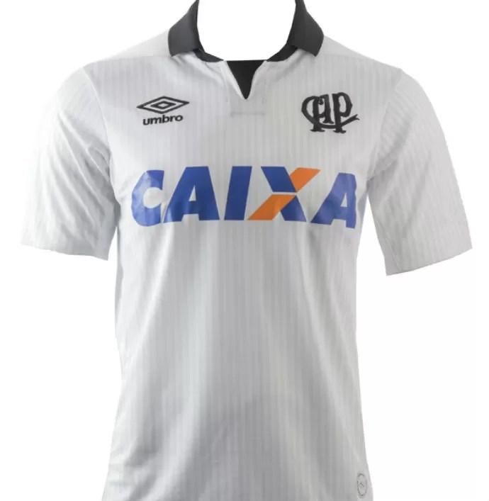 camisa 2 atlético-pr (Foto: Divulgação/Atlético-PR)