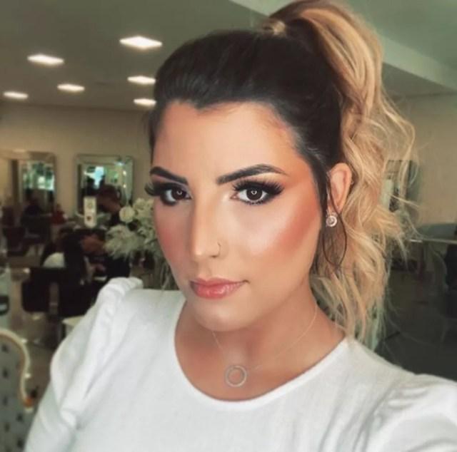 Daniella Trajano Dalff, de 28 anos, morreu em explosão de garimpo — Foto: Instagram/Reprodução