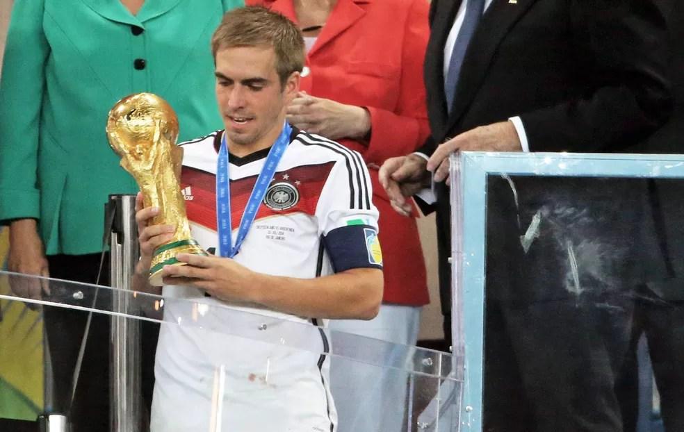 lahm alemanha copa do mundo (Foto: EFE)