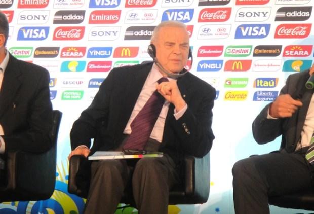 José Maria Marin COL (Foto: Alexandre Lozetti)