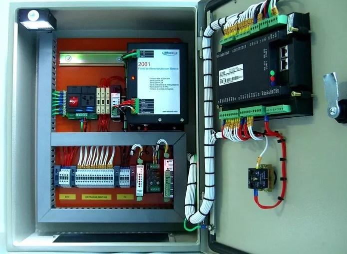 Um tipo de sensor de telemetria (Foto: Reprodução/alfacompbrasil)