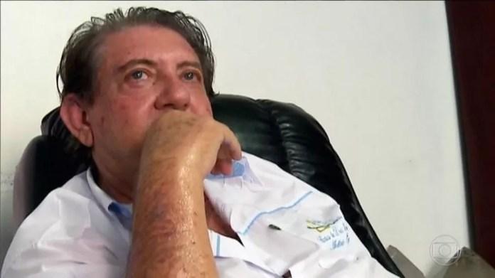 João de Deus tem prisão domiciliar negada por ministro do STJ — Foto: Reprodução/JN