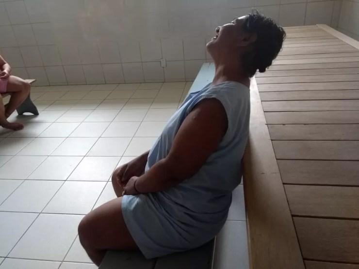 Divisão de Saúde Mental do Acre diz que modelo de hospital precisa ser repensando — Foto: Tácita Muniz/G1