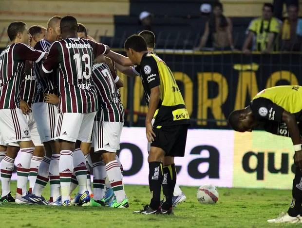 Fluminense x Volta Redonda (Foto: Nelson Perez / Flickr do Fluminense)