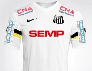 Santos Semp Toshiba (Foto: Divulgação Santos FC)