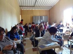 Professores foram capacitados para a Educação Especial (Foto: Divulgação)