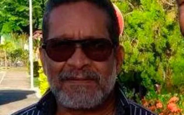 Luiz Santos de Jesus, de 59 anos, foi baleado em Salvador (Foto: Divulgação / Sindipoc)