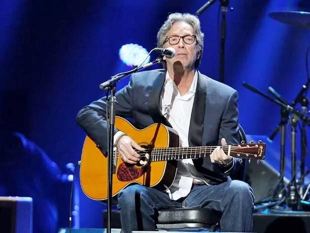 Eric Clapton (Foto: Dave Allocca / Starpix / Via AP Photo)