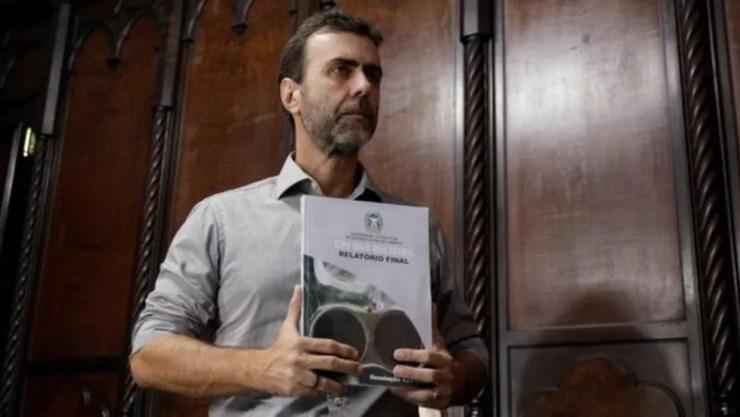 Marcelo Freixo, deputado federal eleito pelo PSOL-RJ — Foto: Reuters