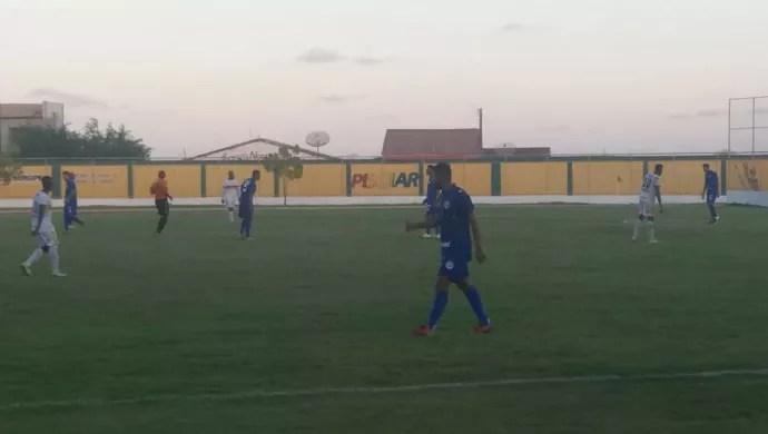 Boca Júnior x Confiança (Foto: Adel Ribeiro)