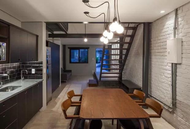 Derrubar Paredes Para O Sol Entrar Casa Vogue Casas