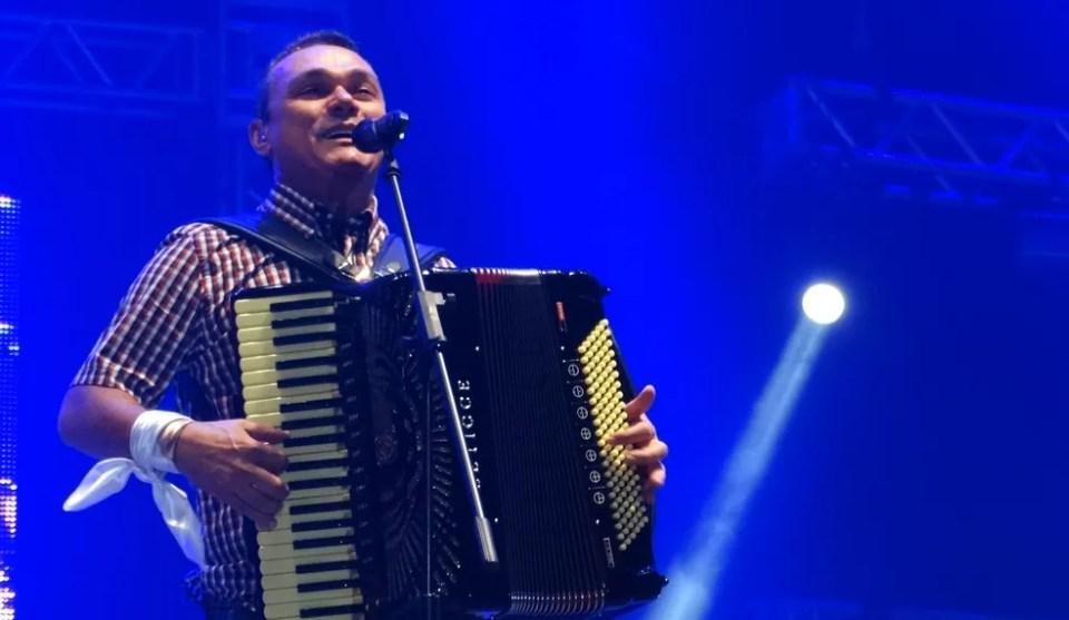 Músico Amazan integra a programação de Serraria (Foto: Paula Cavalcante/ G1)