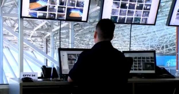 Jogadores de CRB e CSA são monitorados diariamente — Foto: Reprodução/RBS TV