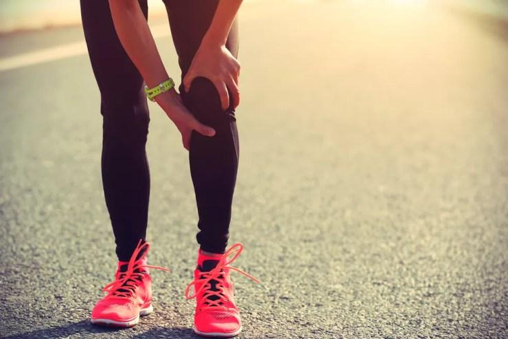 Na corrida, a maioria das lesões se dá por sobrecarga dos músculos — Foto: iStock Getty Images