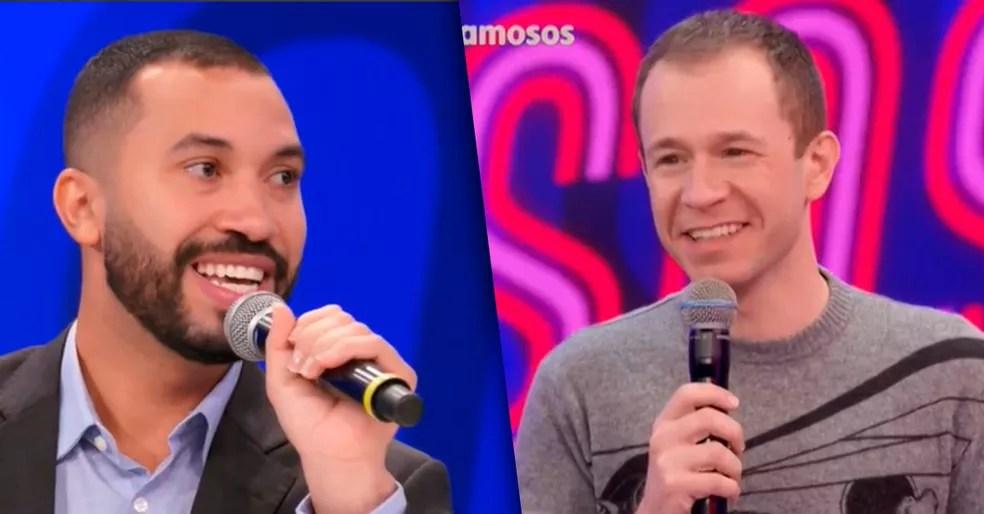 Gil do Vigor confirma que vai passar seis anos nos Estados Unidos   Super  Dança dos Famosos   Gshow
