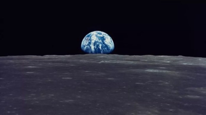 A União Soviética foi a primeira a chegar à Lua em 1959, mas os EUA enviaram a primeira missão tripulada — Foto: Getty Images via BBC