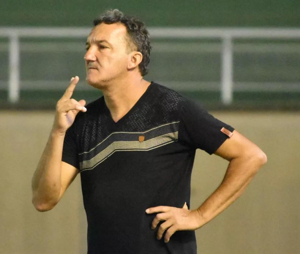 Zacarias Lopes lamenta morte de jovem meia que seria capitão do Náuas na temporada — Foto: Arquivo pessoal/Manoel Façanha