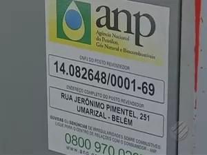 ANP autorizou o aumento do combustível em todo o Brasil. (Foto: Reprodução/TV Liberal)