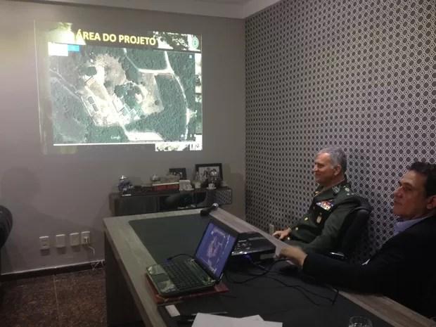 Projeto foi apresentado na ALE nesta segunda-feira, 17, em Porto Velho (Foto: Ísis Capistrano/ G1)