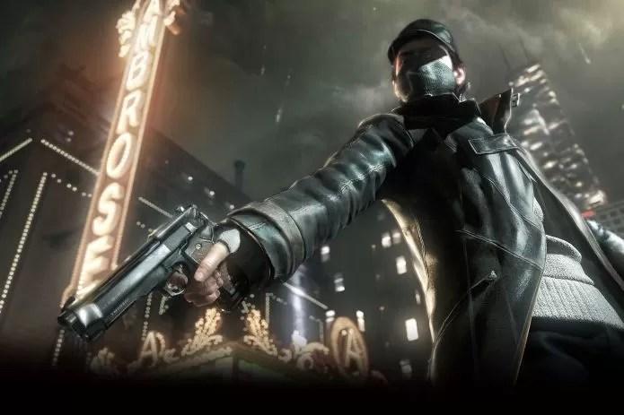 O protagonista  Aiden Pearce é um ex-criminoso hacker em Watch Dogs (Foto: Divulgação)
