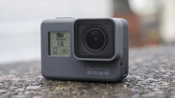 Câmera Hero 5, da GoPro. (Foto: Divulgação/GoPro)