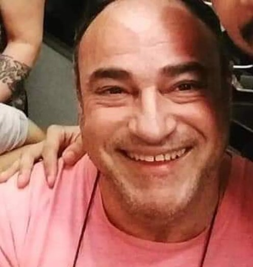 O empresário Flávio José Vieira, de 56 anos, tentou resistir ao assalto e acabou baleado e morto — Foto: Arquivo pessoal