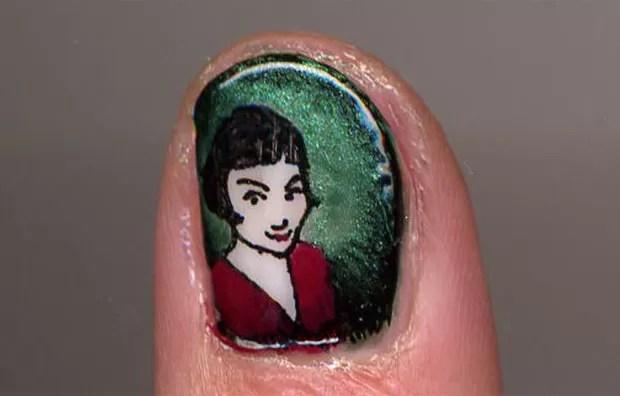 """Filme """"O Fabuloso Destino de Amélie Poulain"""" é um dos recriados por Maya Pixelskaya. (Foto: Reprodução/mayapixelskaya.com)"""