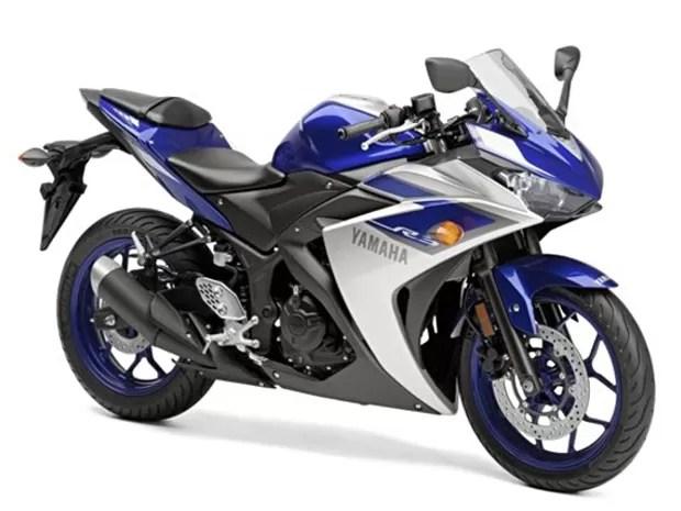 yamahar3 - Yamaha YZF-R3 será rival da Kawasaki Ninja 300 no Brasil