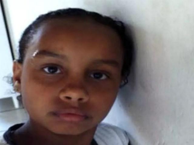 Andrelina está desaparecida desde outubro de 2011. — Foto: Reprodução TVCA