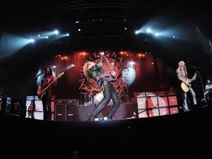 Whitesnake (Foto: Raul Zito/G1)