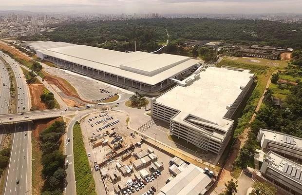 São Paulo Expo (Foto: Marcos Rozen/Autoesporte)