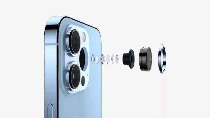 iPhone 13 Pro — Foto: Reprodução/YouTube