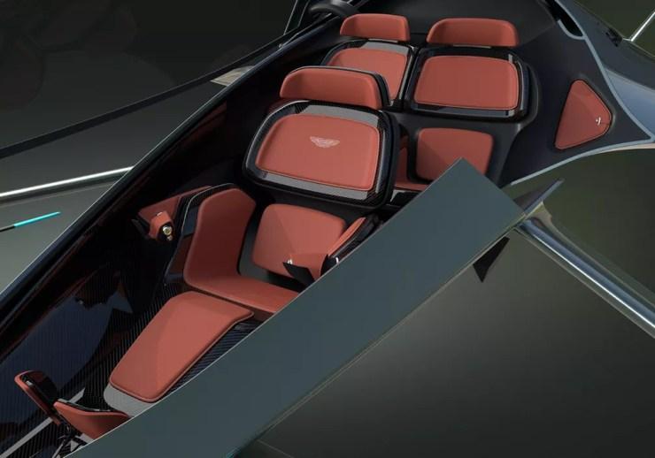 Volante Vision Concept (Foto: Divulgação)