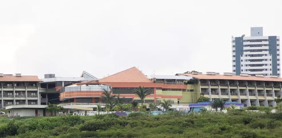 Hotéis vão começar a liberar pacotes de hospedagens para o São João, a partir de março (Foto: Leonardo Silva/Jornal da Paraíba/Arquivo)
