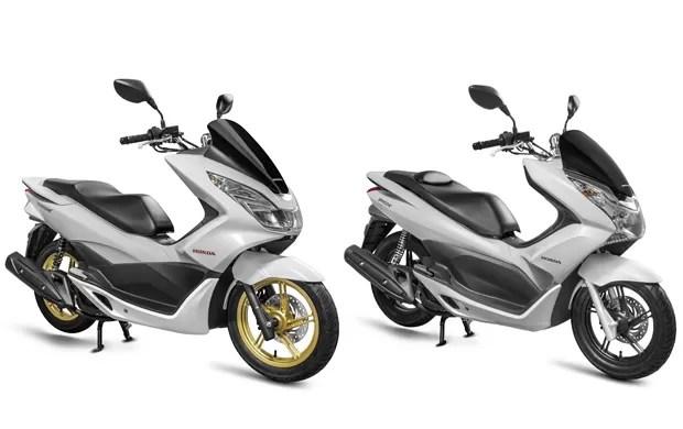 hondapcx2016_2015 - Honda PCX 2016 chega renovado e preço do scooter sobe para R$ 10.299