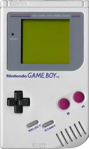 Primeiro Game Boy completa 25 anos nesta segunda-feira (21) (Foto: Boffy b/Wikimedia Commons)