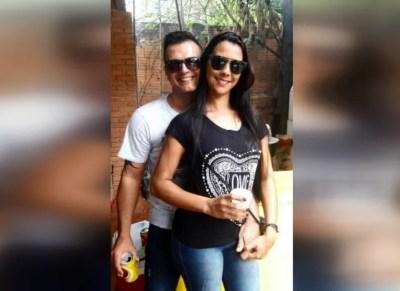 Casal morou junto por cinco meses em Araraquara — Foto: Reprodução/EPTV