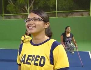 Atletas amapaenses com deficiência ganham associação esportiva (Foto: Wellington Costa)