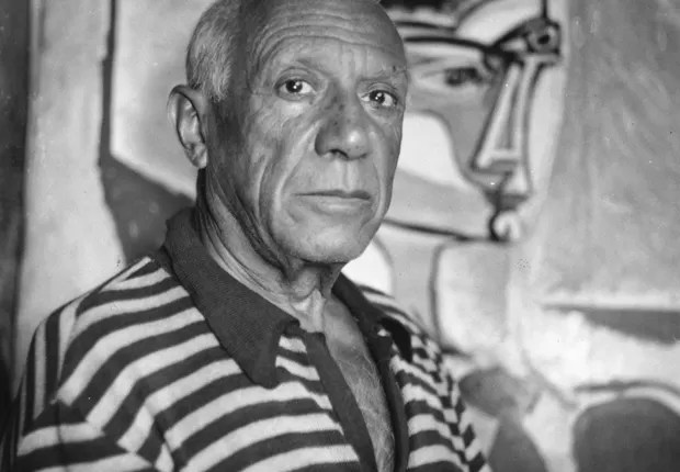 Picasso (Foto: George Stroud/Getty Images)