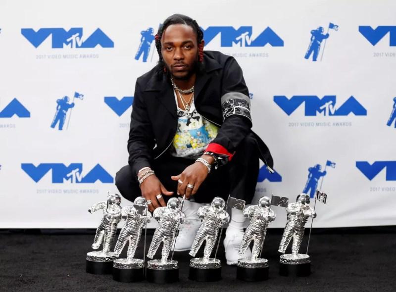 Kendrick Lamar (Foto: REUTERS/Danny Moloshok)