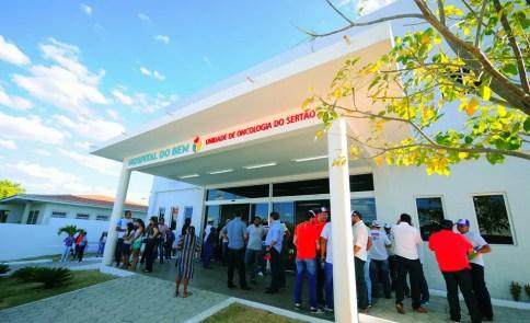 Nova unidade está localizada no bairro Belo Horizonte e começará a atender o público a partir da próxima quarta-feira (5) (Foto: José Marques/Divulgação/Secom-PB)