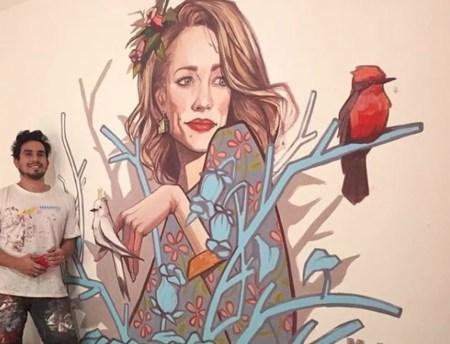 Exposição é de artista plástico argentino, Sebastian Zapata Hästsh. — Foto: Sebastian Zapata Hästsh/Divulgação