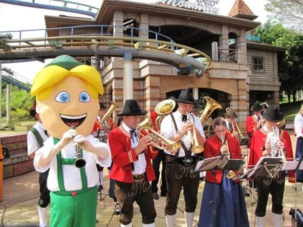 Tirolerfest (Foto: Divulgação)