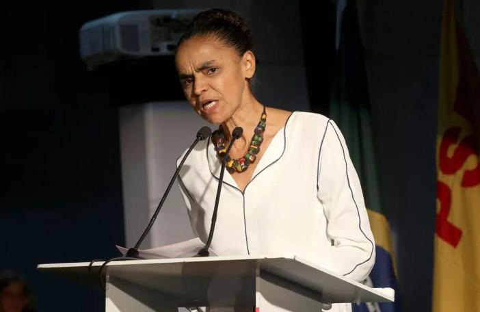 Marina Silva (Rede) (Foto: Wilson Dias/Agência Brasil/Arquivo)