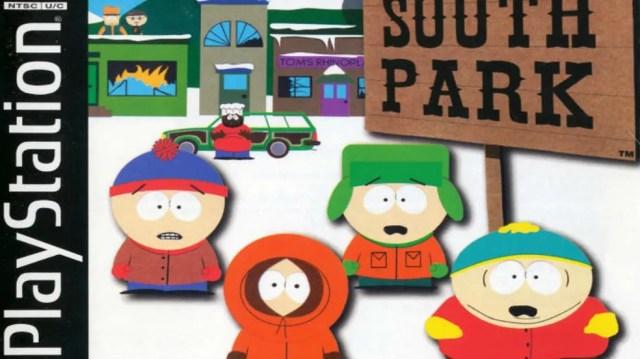 South Park é conhecido por seu linguajar inadequado (Foto: Divulgação/Acclaim)