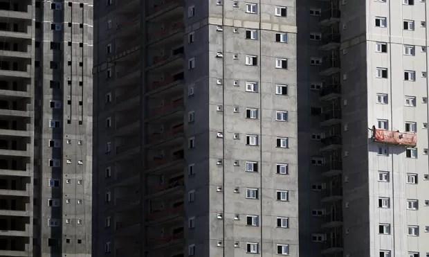 Venda de imóveis em SP cresce em junho, segundo Secovi (Foto:  REUTERS/Nacho Doce)