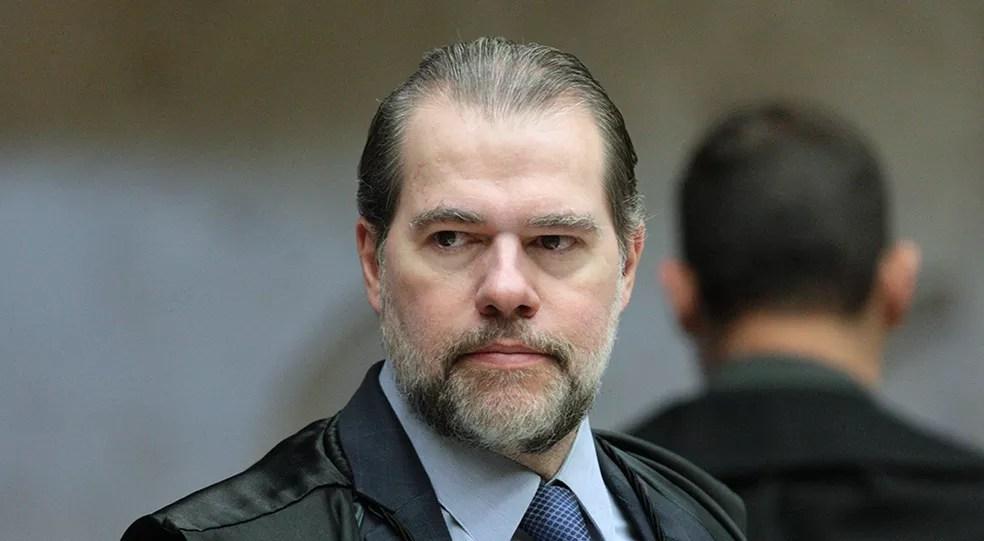 O ministro Dias Tóffoli, do Supremo Tribunal Federal (Foto: Carlos Moura/STF)
