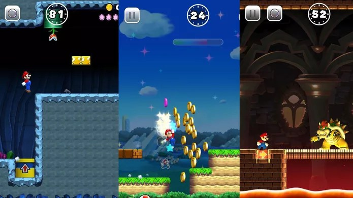 Super Mario Run (Foto: Divulgação/Nintendo)