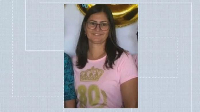Cleonice Marques de Andrade, de 43 anos. — Foto: TV Globo / Reprodução
